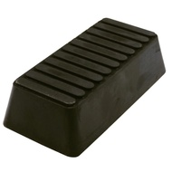 50mm高橡膠墊 平板頂高機專用橡膠墊  TUF-9037 橡膠墊 黑龜墊 海綿墊 頂車墊 烏龜墊