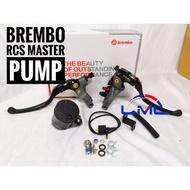 Brembo Rcs Master Pump Motor Spare Motor Master Pump Motor Clutch Lever Motocycles Master Pump Set