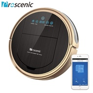 Proscenic 790T WIFI Robotic Vacuum Cleaner Smartphone APP Remote Control2D Map with APPUltrasonic