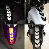 Motorcycle Stickers Reflective Stickers Fender Stickers Modified Car Stickers