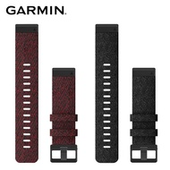 【GARMIN】QUICKFIT 22mm 尼龍錶帶