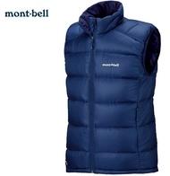 Mont-Bell 羽絨背心/羽毛背心 Light Alpine 800FP鵝絨 男款 1101536 IND靛藍 montbell 台北山水