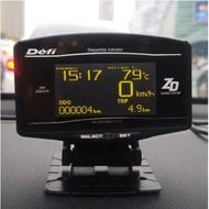Defi ZD OBD2 ติดตั้งง่าย เพียง 2 นาที สำหรับ Honda