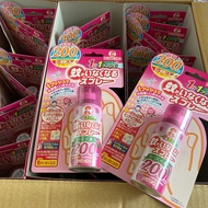 日本🇯🇵KINCHO🇯🇵現貨🎉立馬出貨💢金雞驅蚊防蚊噴霧