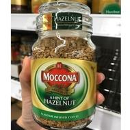 澳洲熱銷Moccona 風味咖啡  榛果口味 95g