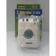 銀箭打氣機 K-808 電池規格:單顆1號電池  防水打氣泵浦/活餌桶打氣機/養蝦桶打氣機/魚缸打氣機