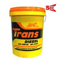BHP 20W50 CF/SF Trans Diesel Engine Oil 18L