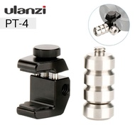 Ulanzi 60g Gimbal Counterweight for Dji Osmo Mobile 2 Smooth 4 Vimble 2 Stabilizer Moment Anamorphic Lens Blance Plate for Phone Lens