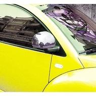 VW 系列 福斯 金龜車 NEW BEETLE 1999~2001 高級鍍鉻後視鏡蓋(個性配件)