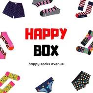 HAPPY SOCKS SURPRISE BOX (Happy Box)