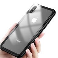 (送保護貼)玻璃背蓋殼 lX iPhone8 iPhone7 i6s Plus ix 玻璃背蓋手機殼殼 可掛繩 手機殼