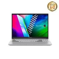 """ASUS  N7600PC-0058S11370H前衛銀(16""""/i7-11370H/16G/RTX3050 4G/1T SSD/4K/OLED/W10) 筆電"""
