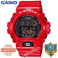 【熱門新聞】卡西歐G-Shock DW6900數字運動手錶男錶DW-6900CC-6