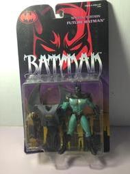【烏力烏力屋】 KENNER SPECIAL EDITION BATMAN 蝙蝠俠 FUTURE BATMAN