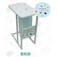 7-11 San-X家族 療癒系小家具 限量多功能邊桌 (藍色)