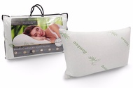 Royal Comfort Bamboo-Covered Memory Foam Pillow - Single Pack
