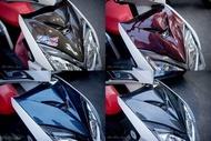 Hz二輪精品 雷霆S 水轉印 碳纖維 髮絲紋 卡夢 水轉 大盾 前胸蓋 RACINGS RACING S 150 光陽