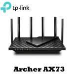 TP-Link (Archer AX73) AX5400 雙頻 Wi-Fi 6 路由器
