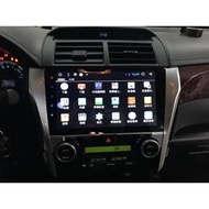 豐田TOYOTA 七代CAMRY 10.2吋 汽車多媒體系列音響 安卓主機 汽車音響 安卓系統