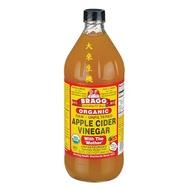 12罐 Bragg有機蘋果醋-946ml (效期 Oct 04, 2022)