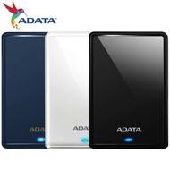 威剛 ADATA 1T 2T 4T 2.5吋 HV620S 超薄 USB3.1 行動硬碟 隨身硬碟