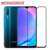 2PCS VIVO Y17 Tempered Glass Full Coverage VIVO Y17 Screen Protector VIVOY17 Y 17