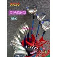 新款XXIO XX10高爾夫球桿MP1000 男/女士套桿鐵桿組