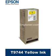 [Original] Epson T974 XXL Black 86,000 Pages Cyan Magenta Yellow 84,000 Pages Ink Tank For WF-C869R Printer 9741 9742 9743 9744 C13T974100 C13T974200 C13T974300 C13T974400