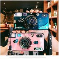【掛繩+氣囊支架】三星 Galaxy A7(2018)/A9手機殼 相機支架手機殼 軟殼 藍光相機殼 A750