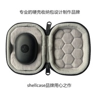【重磅超質感】【精心賣場】shellcase適用小鳥Libratone耳機TRACK Air/Air+收納保護包袋套盒