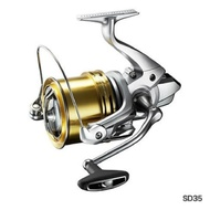 【SHIMANO】SURF LEADER CI4+ SD35款 遠投捲線器 (03893)