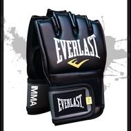 Everlast MMA Leather Boxing Glove - intl