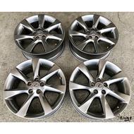 二手/中古鋁圈 Lexus 凌志 19吋 5孔114.3 RX350 原廠 鈦 RX330 RX300 GS300 可裝