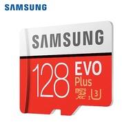 保固公司貨 SAMSUNG 三星 EVO Plus 128GB microSDXC C10 U3 UHS-I 高速記憶卡