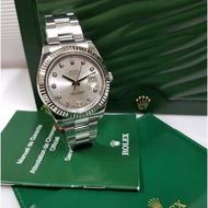 《卡之藍》ROLEX勞力士 盒卡齊全 勞力士保固中錶 蠔式116334 原廠十鑽面