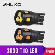 Non-Polar T10 W5W LED 3030 เลี้ยวสัญญาณClearanceกลับไฟป้ายทะเบียนรถภายใน 12V 24Vแผงโคมไฟ