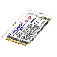 goldenfir m.2 sata 2242 ssd solid state drive for laptop notebook desktop