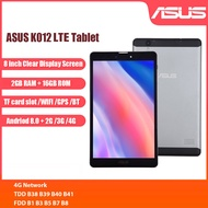 ASUS ZenPad K012 LTE Tablet 8 inch 4G Network 4-Core 1920x1200P 2GB+16GB Andriod 8.0 Qualcomm SnapDragon 400 Chip Support Dual SIM/TF Card/BT/GPS/Google Play Tablets