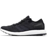 adidas 慢跑鞋 PureBOOST Clima 黑 白 針織鞋面 黑白 避震 男鞋 BY8899 【ACS】