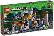【積木樂園】樂高 LEGO 21147 MINECRAFT The Bedrock Adventures