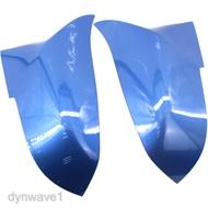藍色#51167292745寶馬F20 F21 F22 F23 F30 F32的後視鏡蓋更換蓋