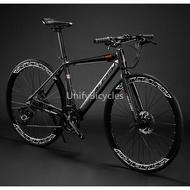 Raleigh RL880 Hybrid Bike - Local Stock