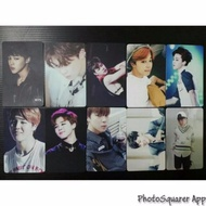 [INSTOCKS] BTS Jimin Unofficial Photocards Set J