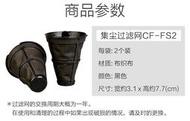 現貨*現貨*日本 IRIS OHYAMA IC-FAC2 超輕量 除塵蟎 塵蟎機 集塵袋 2入 CF-FS2