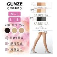 【e2life】☆現貨5雙免運☆日本製 Gunze 郡是 SABRINA Tough絲襪/ 褲襪# SB430