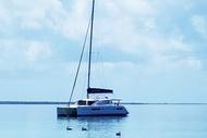 住宿 Sail Belize on Endless Options, a Lagoon 480 伯利茲城, 伯利茲區