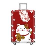 Changhh Storeเคสคลุมกระเป๋าเดินทาง,อุปกรณ์การเดินทางเคสกระเป๋าเดินทางขนาด20/24/28/30นิ้ว