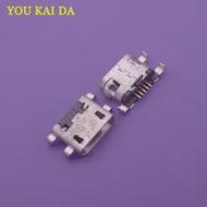 10 ชิ้น mi ni mi cro USB Jack ปลั๊ก dock 5pin สำหรับ Xiao mi Red mi 3 สีแดง mi 2A red mi 3 S red mi หมายเหตุ 3 พอร์ตชาร์จ