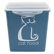 Borong Kedap Udara Anjing Makanan Kucing Anjing Bekas Penyimpanan Kapasiti Besar Makanan Haiwan Kesayangan Dimeteraikan Tong Moistureproof Makanan Segar Makanan Segar Kotak