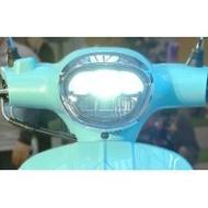 東京摩配  防撞 Saluto 125  Suzuki 2020 燈片 大燈護片 多色可選 燈膜  大燈保護  變色片